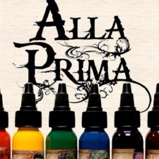 Тату краски Alla Prima
