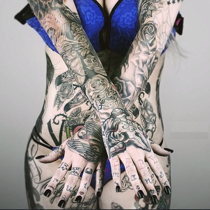 Татуировка - 20