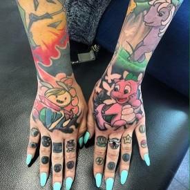 Татуировка - 28