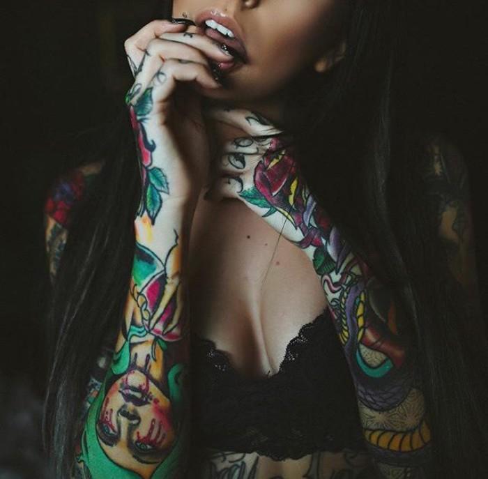 Татуировка - 35