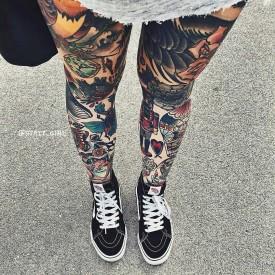 Татуировка - 39