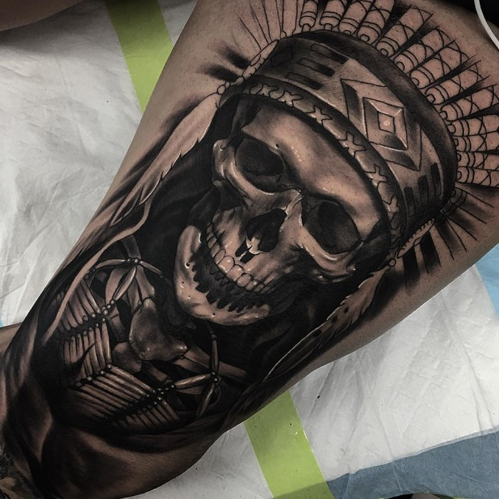 Татуировка - 42