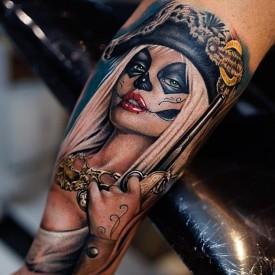 Татуировка - 76