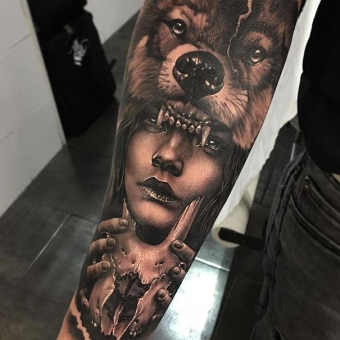 Татуировка - 131