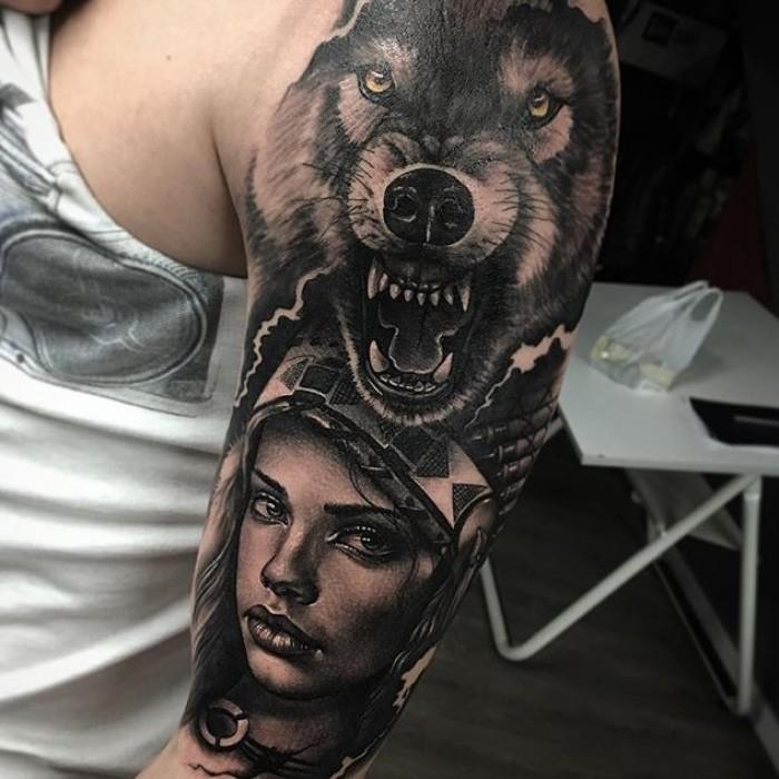 Татуировка - 134