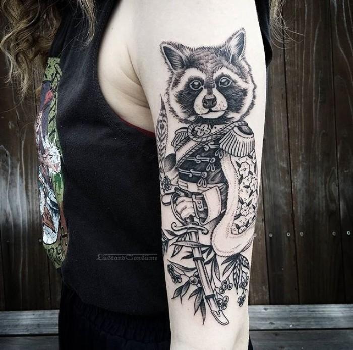 Татуировка - 154
