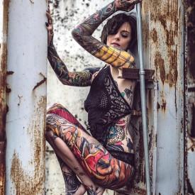 Татуировка - 161