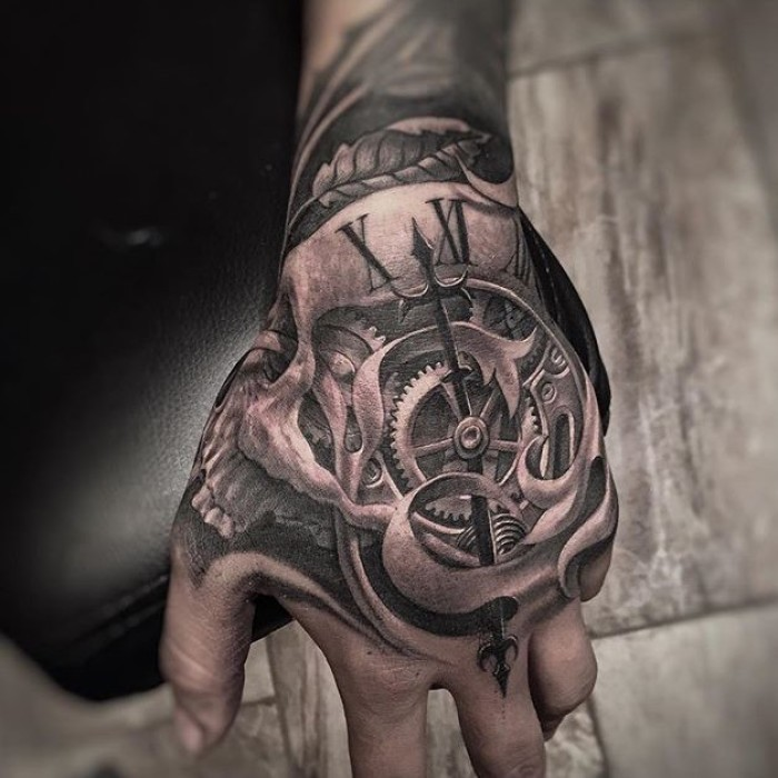 Татуировка - 516
