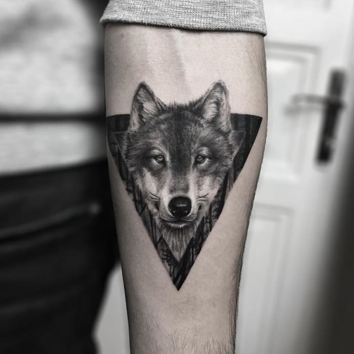 Татуировка - 1069