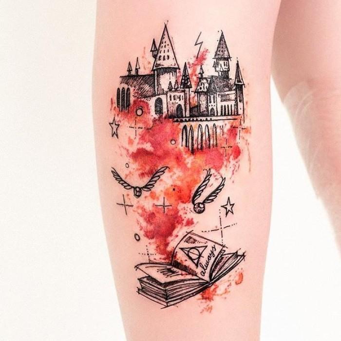 Татуировка - 1551