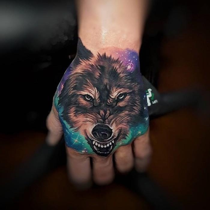Татуировка - 1642