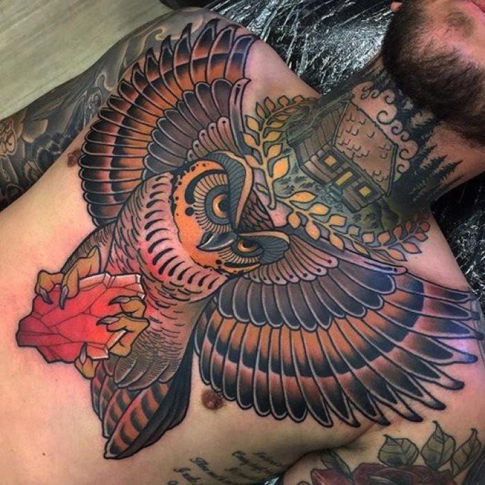 Татуировка - 1840