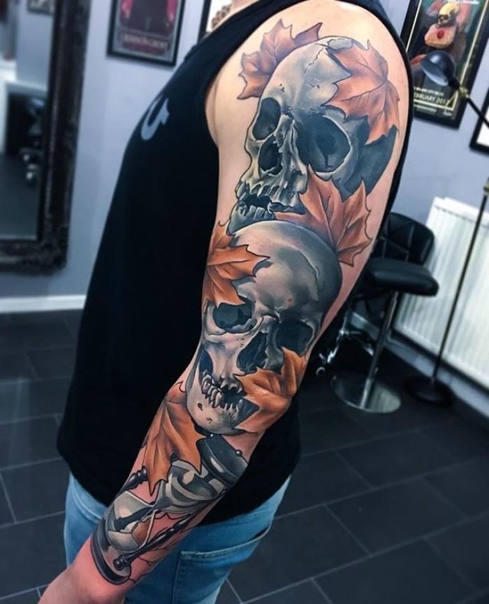 Татуировка - 2054