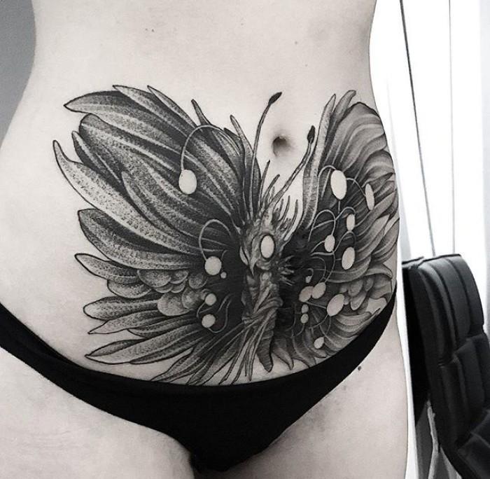 Татуировка - 2254