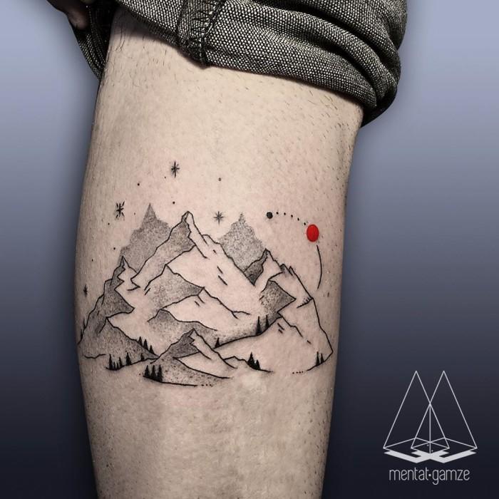 Татуировка - 2358