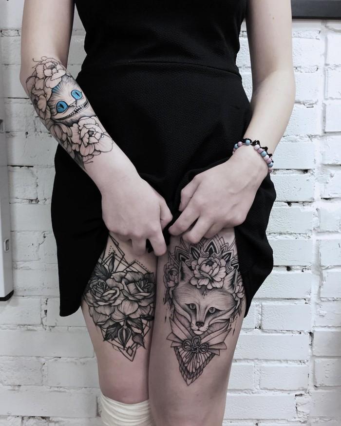 Татуировка - 2377