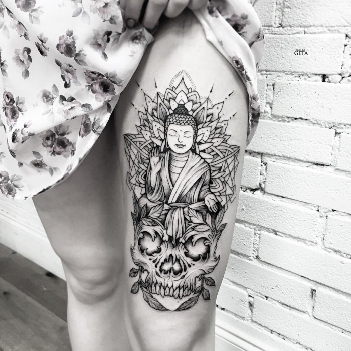 Татуировка - 2381