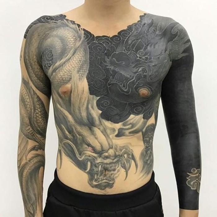 Татуировка - 2584