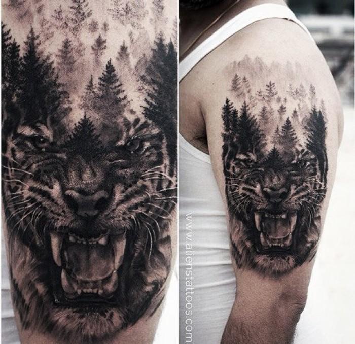 Татуировка - 3577