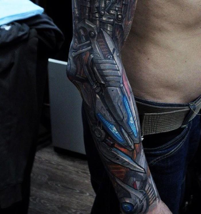 Татуировка - 4213