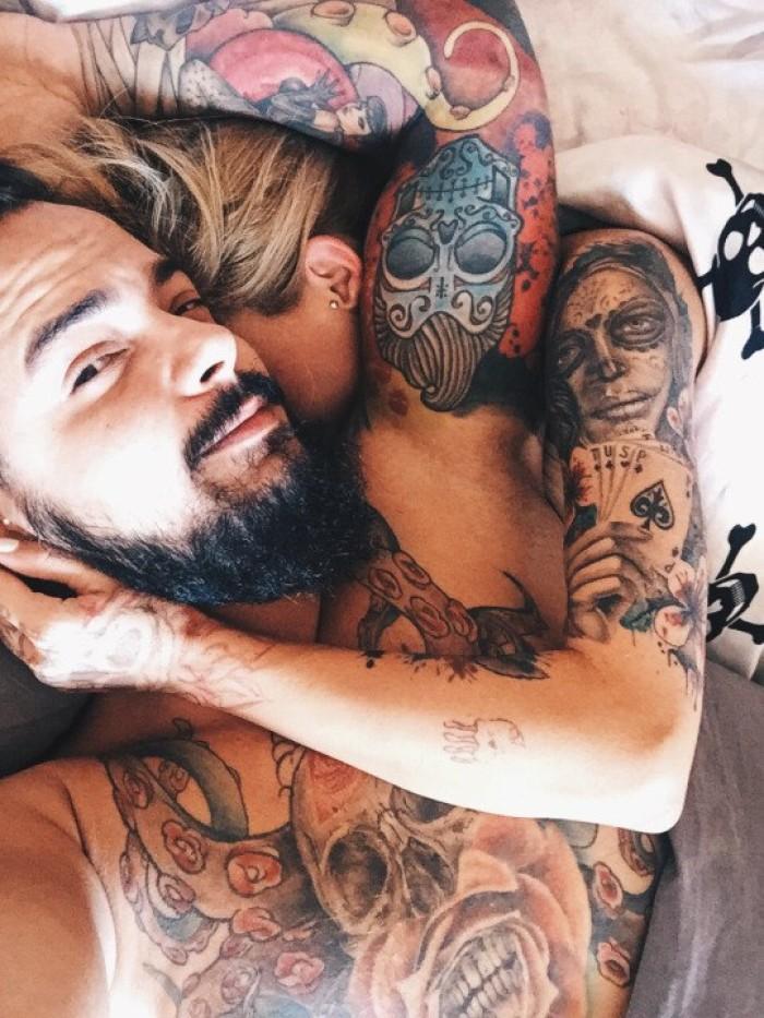Татуировка - 4306