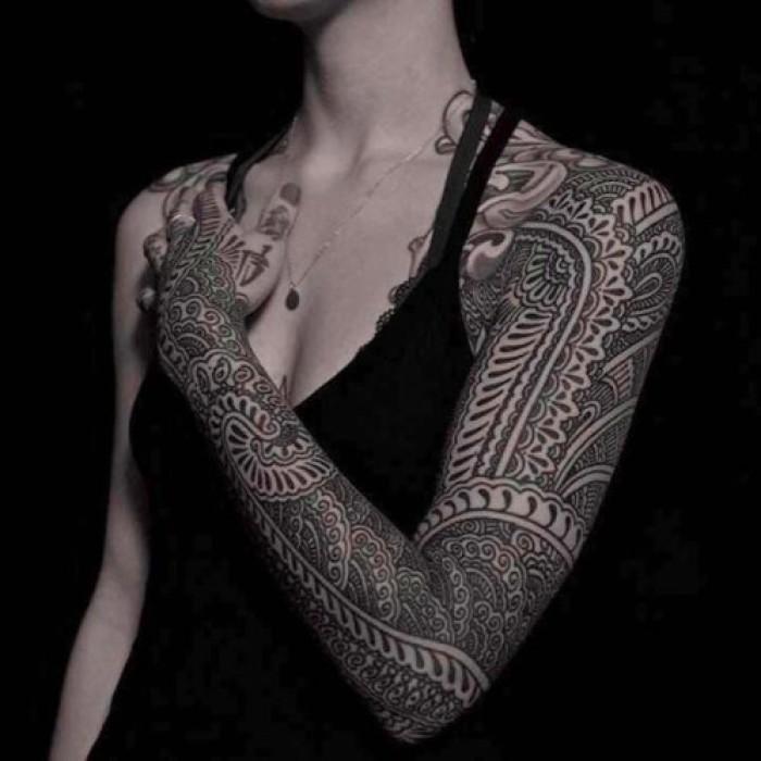 Татуировка - 4374
