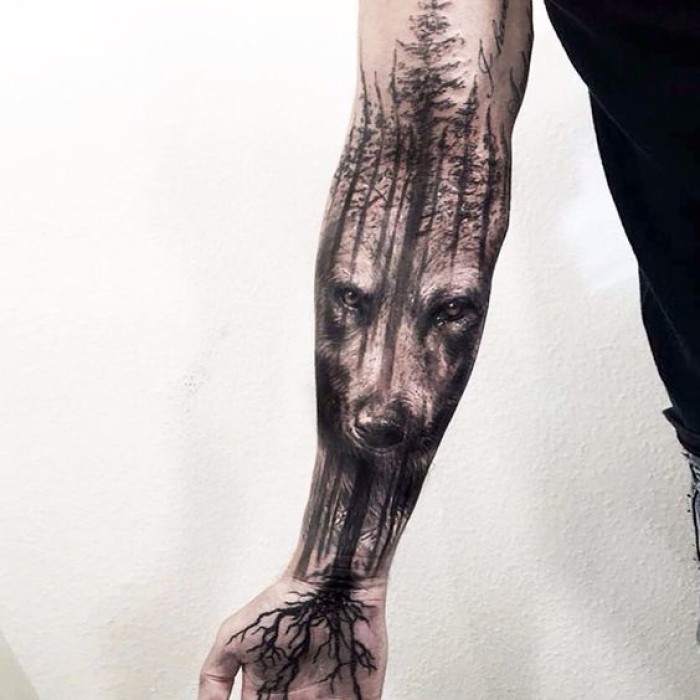 Татуировка - 5232