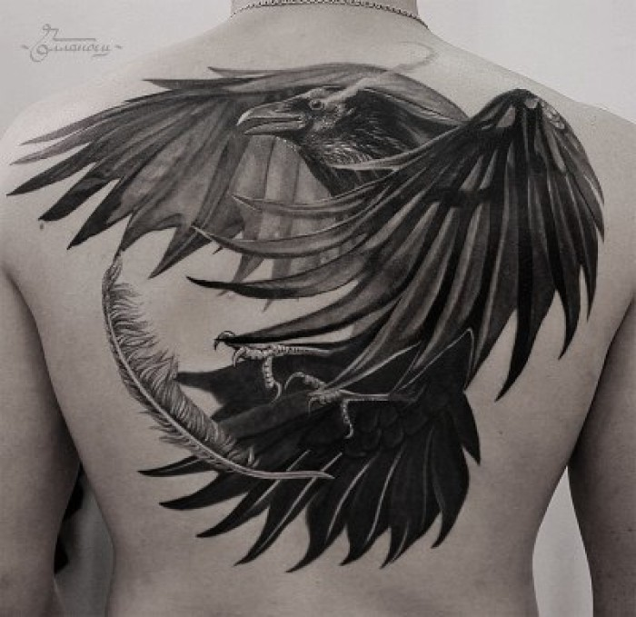 Татуировка - 10358