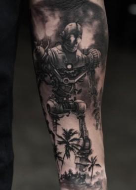 Татуировка - 10402