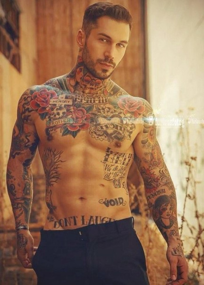 Татуировка - 10793