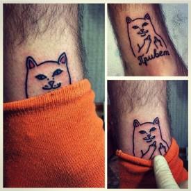 Татуировка - 10915