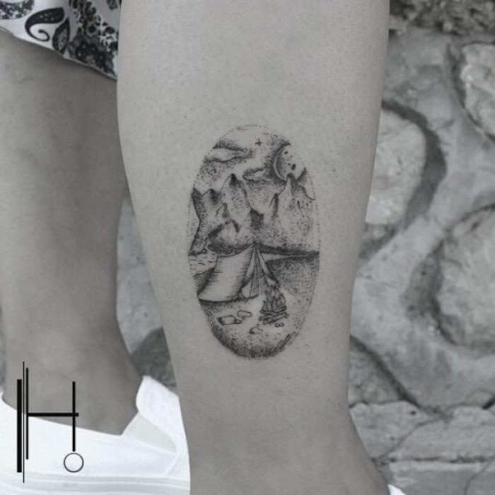 Татуировка - 14746