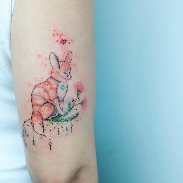 Татуировка - 14853