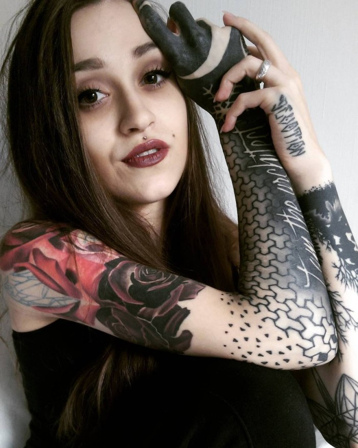 Татуировка - 15551