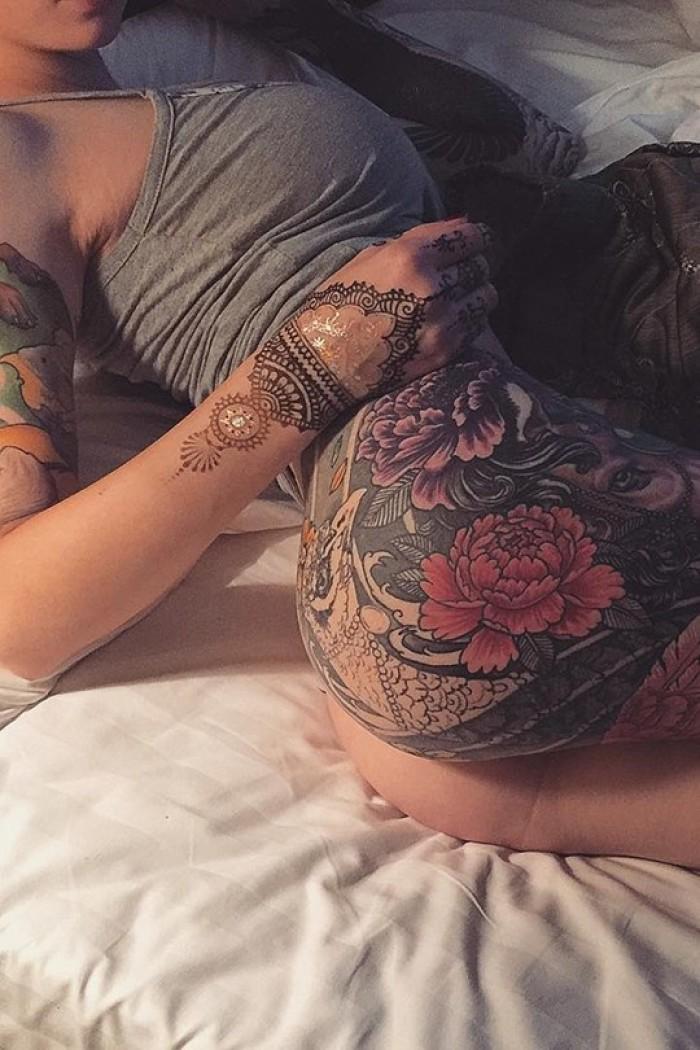 Татуировка - 15829