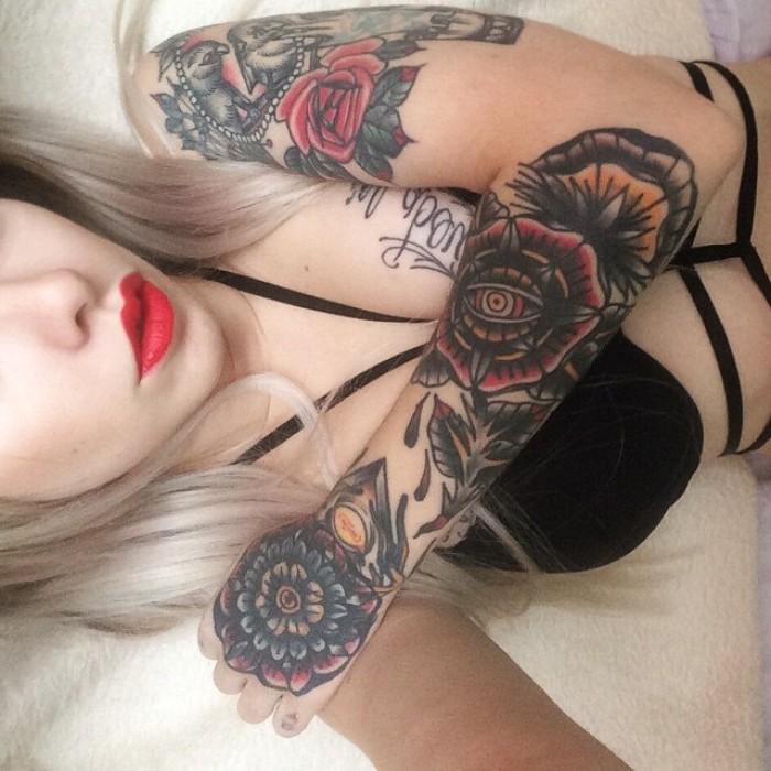 Татуировка - 15945